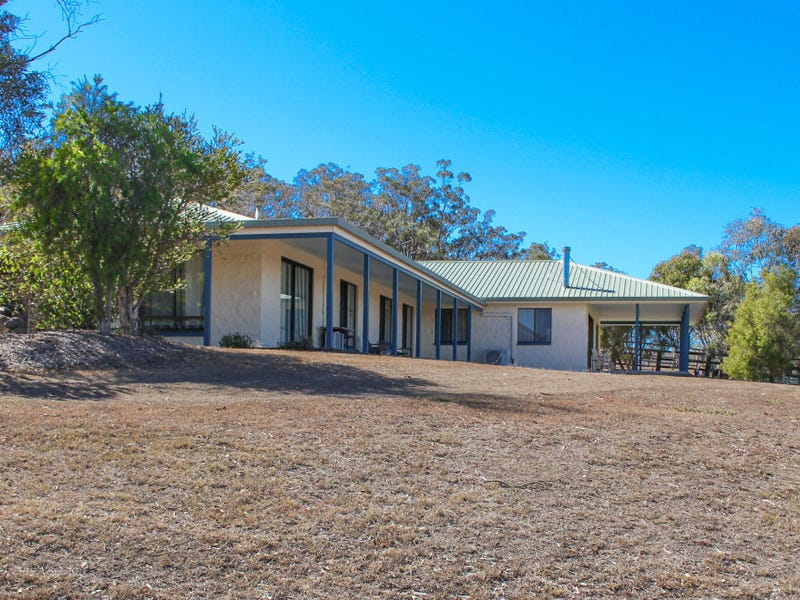 132 Wrights Road, Mount Tabor, Qld 4370