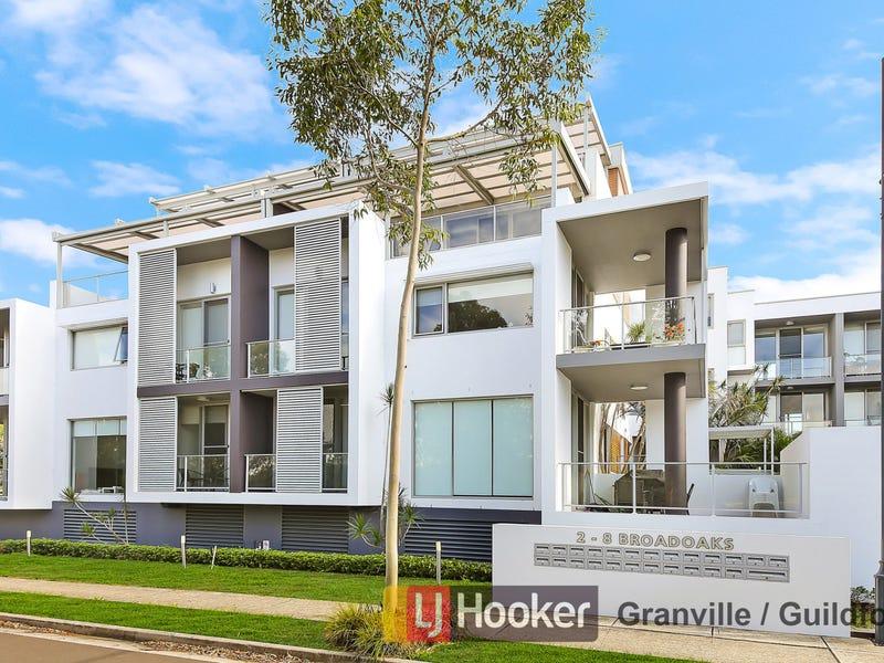 12/2-8 Broadoak Street, Ermington, NSW 2115