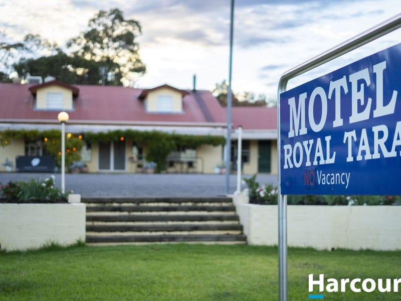 Motel Royal Tara 37 Stephens Street, Binalong, NSW 2584