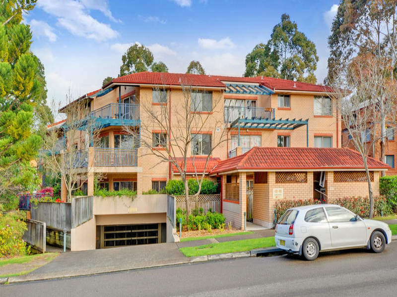 4/46-48 Bridge Road, Hornsby, NSW 2077