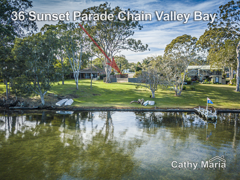 36 Sunset Parade, Chain Valley Bay, NSW 2259