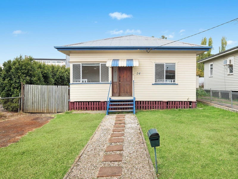 24 Goggs Street, Toowoomba City, Qld 4350