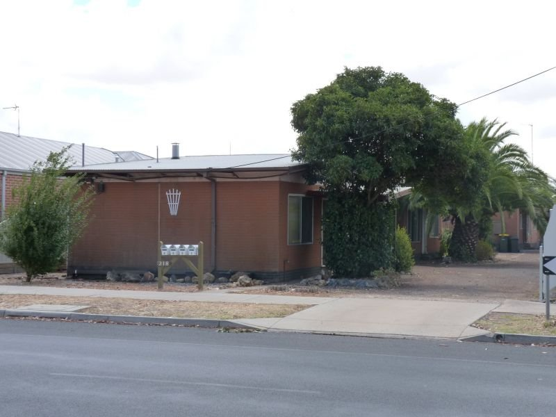 Unit 1-4 218 Baillie Street, Horsham, Vic 3400