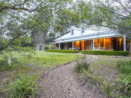 35 Pages River Road, Murrurundi, NSW 2338