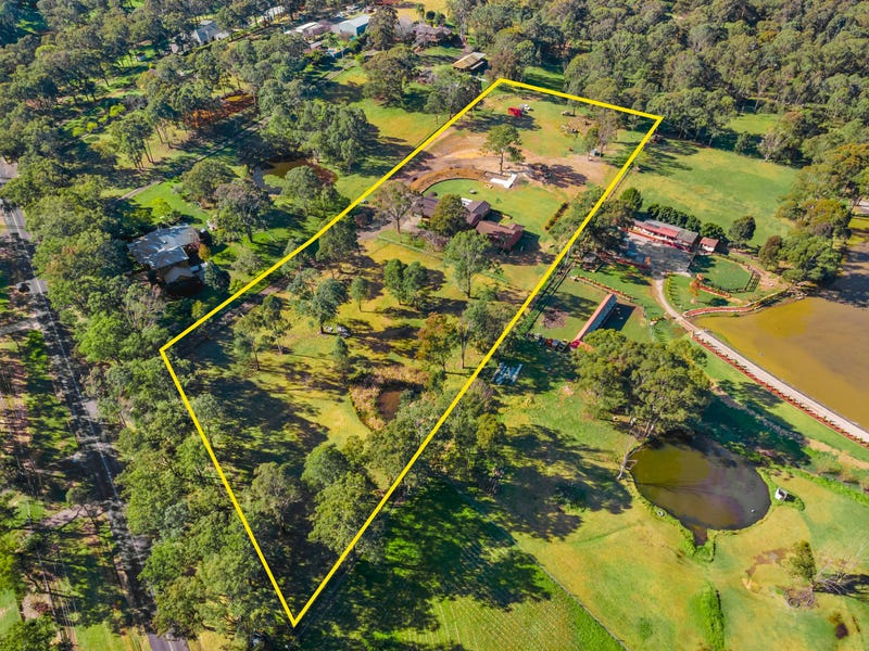 340 Old Stock Route Road, Oakville, NSW 2765