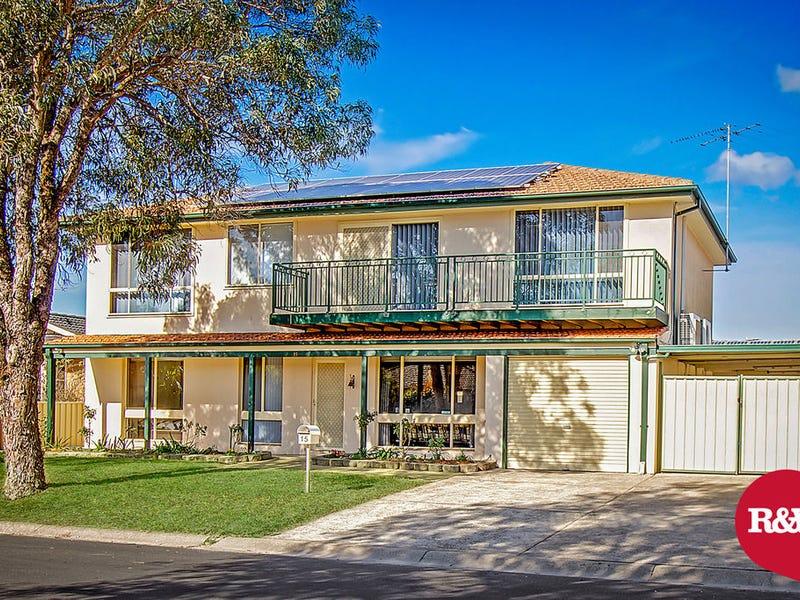 15 Speers Crescent, Oakhurst, NSW 2761