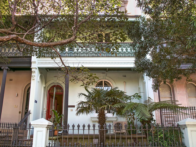 18 Moore Park Road, Paddington, NSW 2021