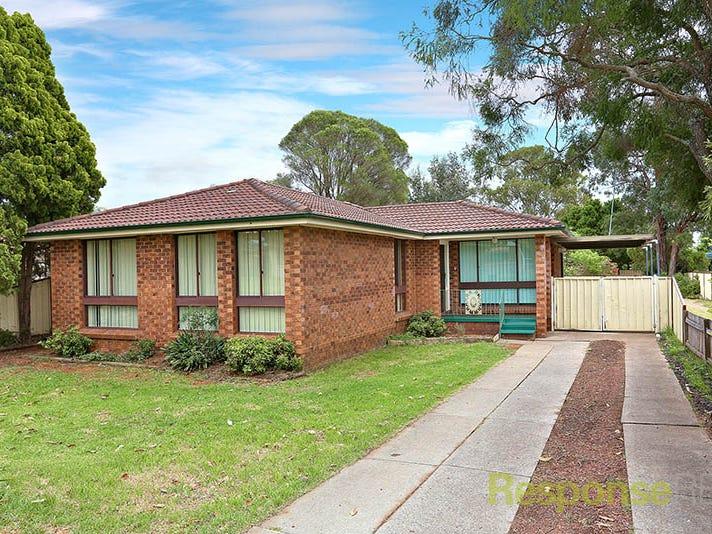 7 Chisholm Street, Quakers Hill, NSW 2763