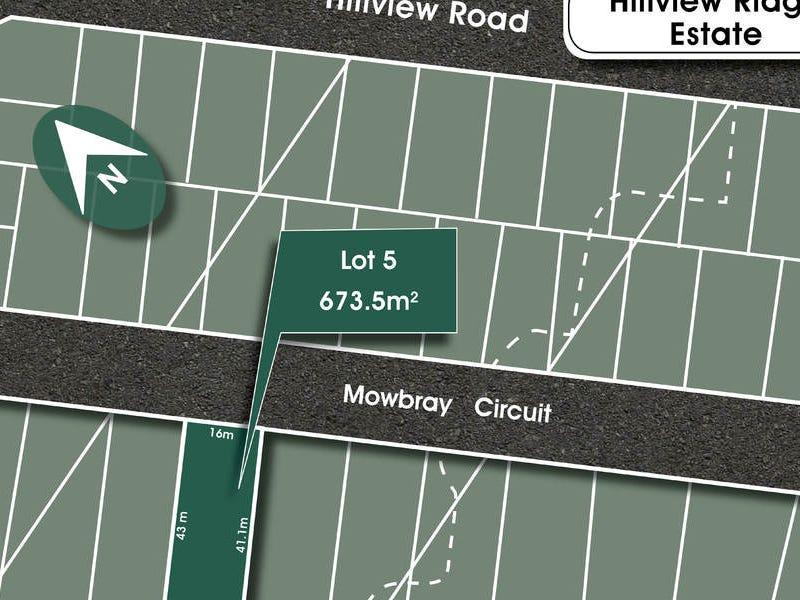 Lot 5 Mowbray Circuit, Kellyville, NSW 2155