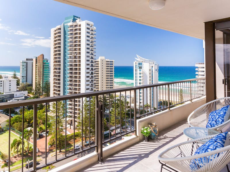 1502/5 Enderley Avenue, Surfers Paradise, Qld 4217