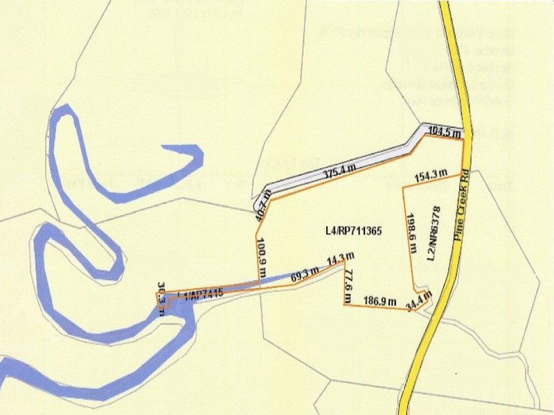 1483 Pine Creek Road, East Trinity, Qld 4871