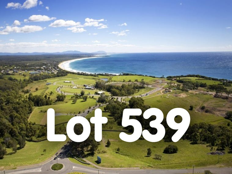 Lot 539, Lot 539 Maslin Close, Diamond Beach, NSW 2430