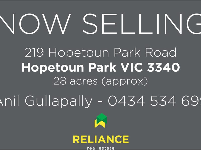 219 Hopetoun Park Road, Hopetoun Park, Vic 3340
