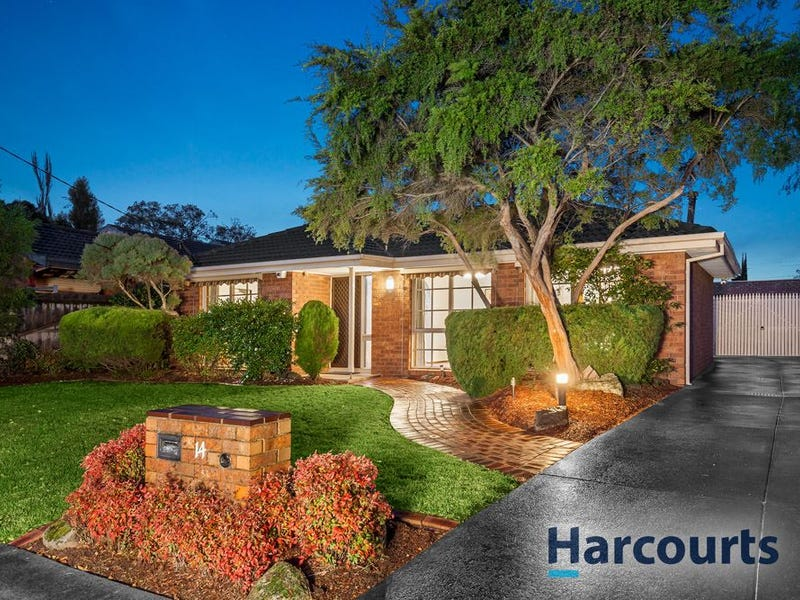 14 Rebecca Court, Wantirna South, Vic 3152