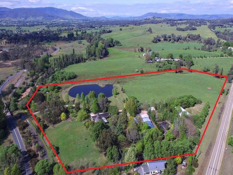 1053 Osbornes Flat Road, Allans Flat, Vic 3691