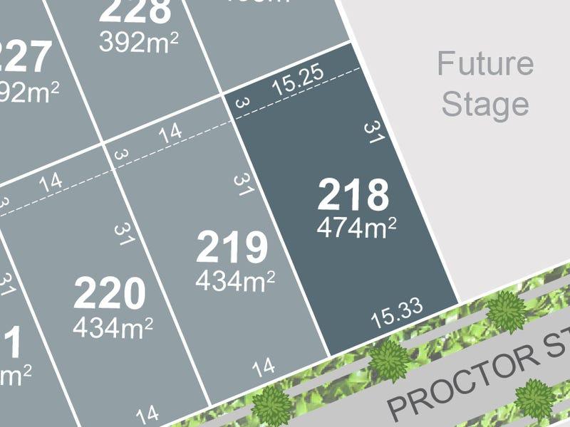 Lot 218, Provenance Estate in Huntly - Bendigo, Huntly, Vic 3551