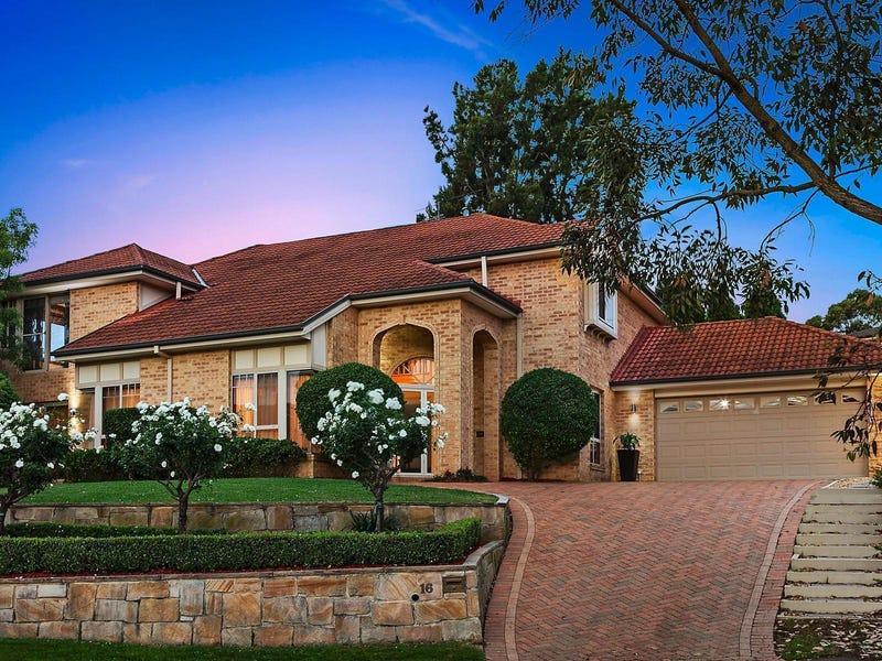 16 Nicholas Close, Bella Vista, NSW 2153