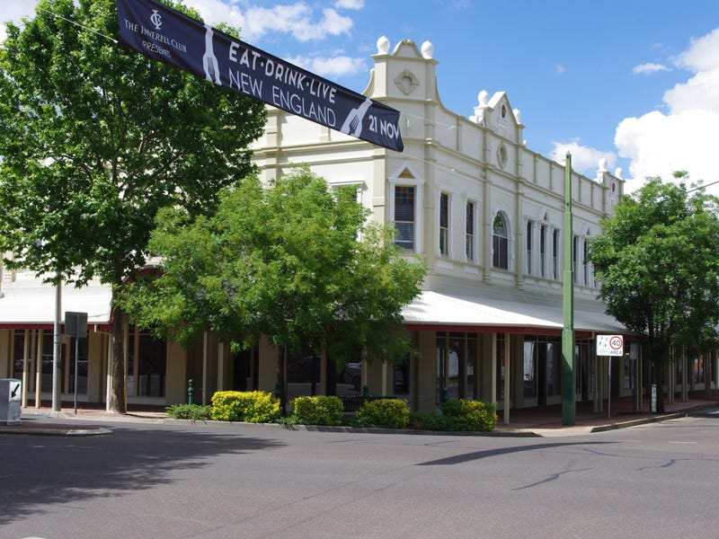 Unit 3 'The Byron' Otho & Evans Street, Inverell, NSW 2360