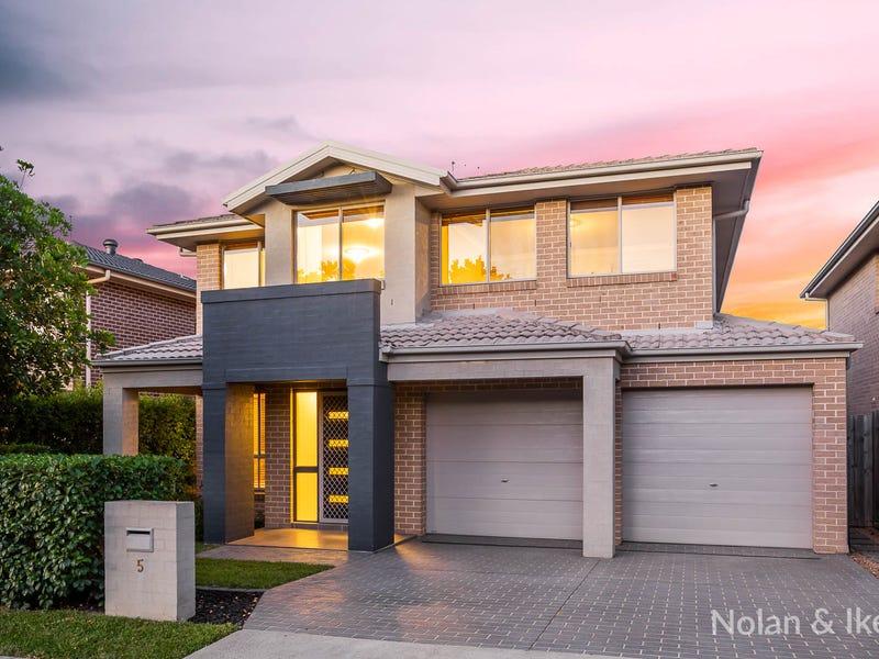 5 Paringa Drive, The Ponds, NSW 2769