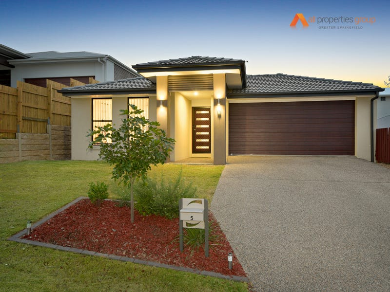 5 Oxenham Circuit, Augustine Heights, Qld 4300