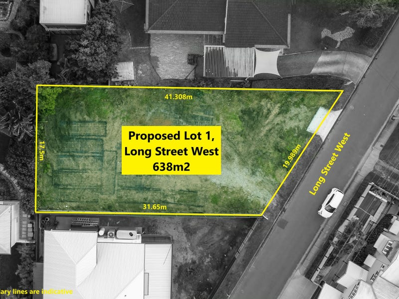 Lot 1 (Proposed), Long Street West, Graceville, Qld 4075