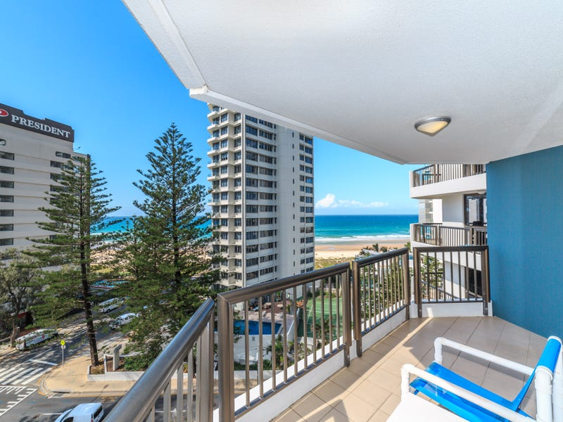 701 Longbeach 28 Northcliffe Terrace Surfers Paradise Qld 4217 Save Apartment