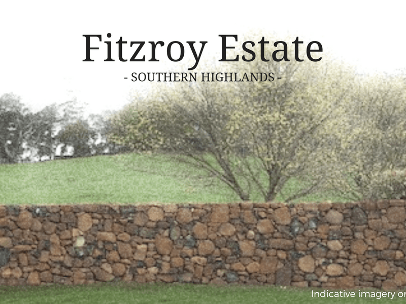 Lot 9 Fitzroy Estate, Moss Vale, NSW 2577