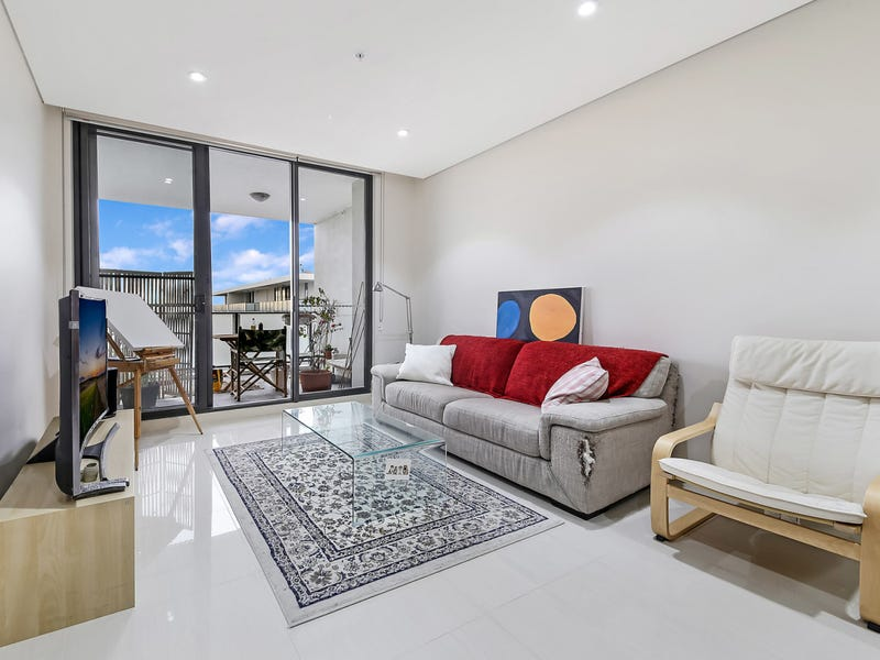 1308/6-18 Parramatta(lobby Entry At 3 Nipper St) Road Road, Homebush, NSW 2140
