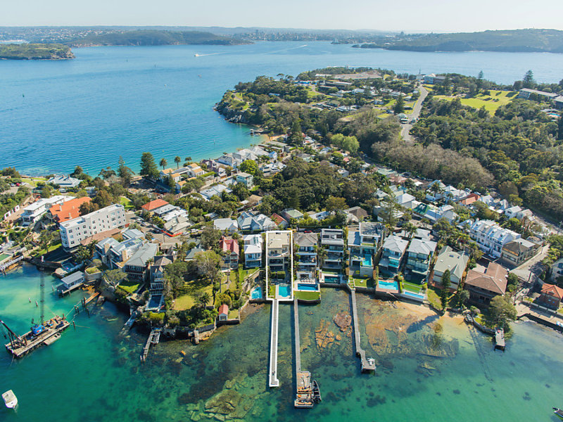 8 Pacific Street Watsons Bay Nsw 2030 Property Details