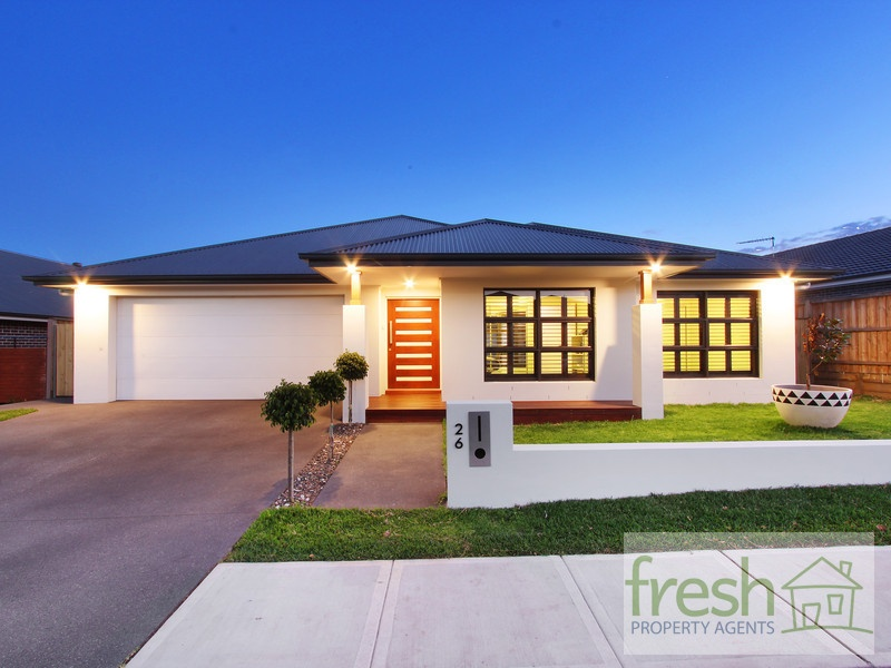 26 Burringoa Cres l StoneCutters Ridge Estate, Colebee, NSW 2761