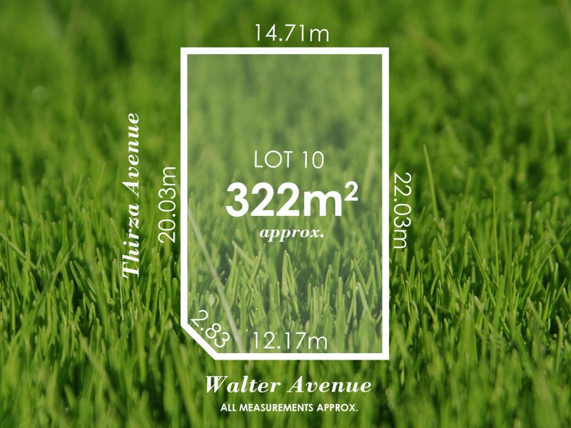 Lot 10, 8-12 Walter Avenue, Mitchell Park, SA 5043