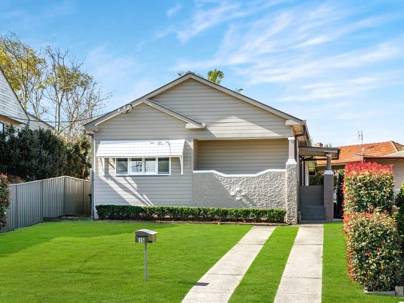 15 Prospect Road, Garden Suburb, NSW 2289