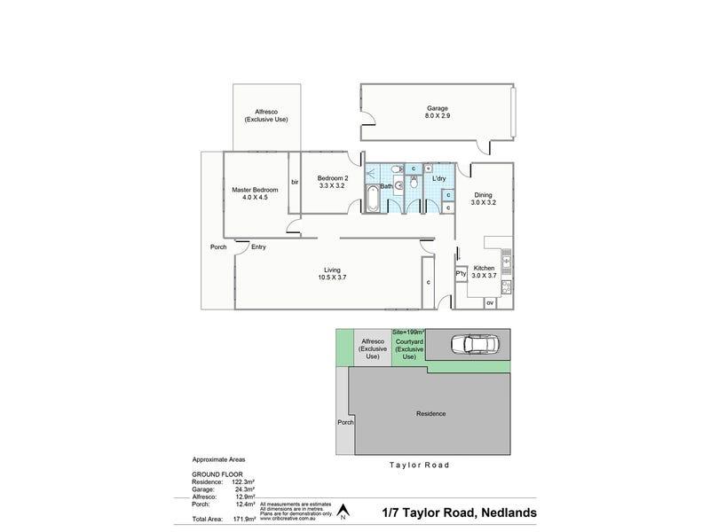 1/7 Taylor Road, Nedlands, WA 6009