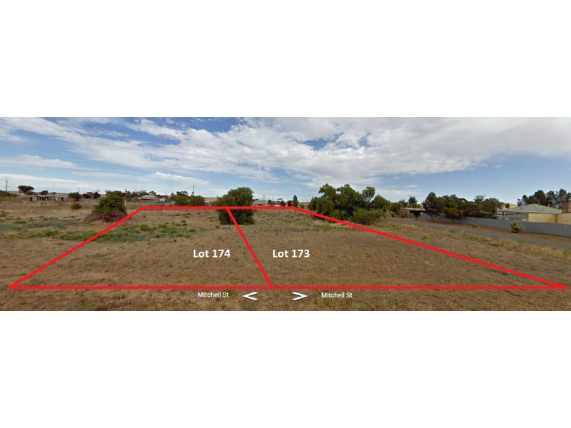 Lot 173 & 174 Mitchell Street, Terowie, SA 5421
