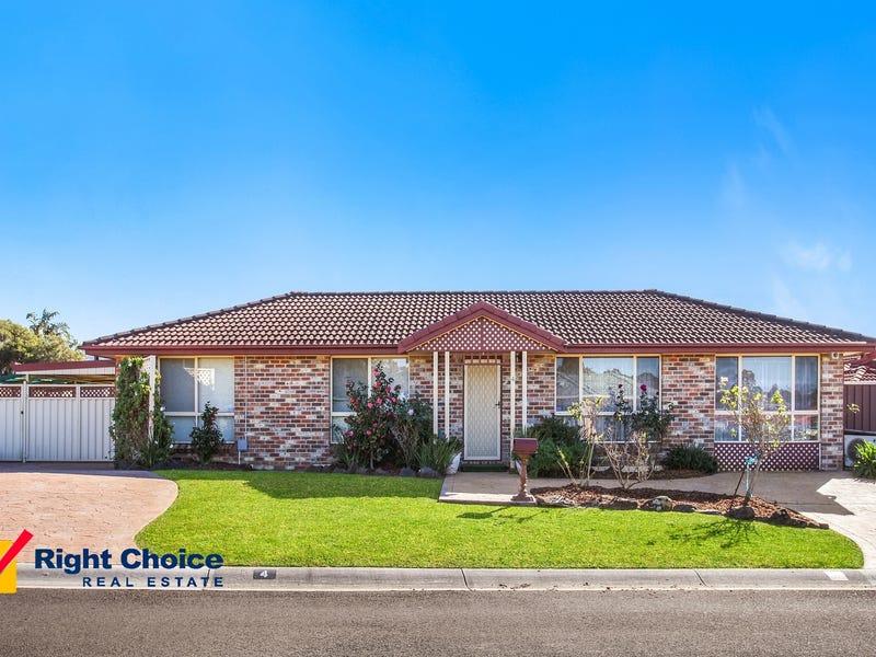 4 Julianne Street, Dapto, NSW 2530