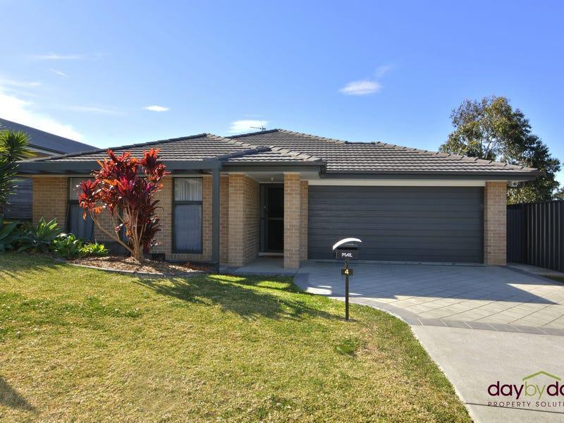 4 Burrong Street, Fletcher, NSW 2287