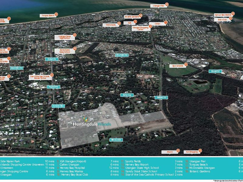 Lot 55, Lot 55 Wallace Court, Urangan, Qld 4655