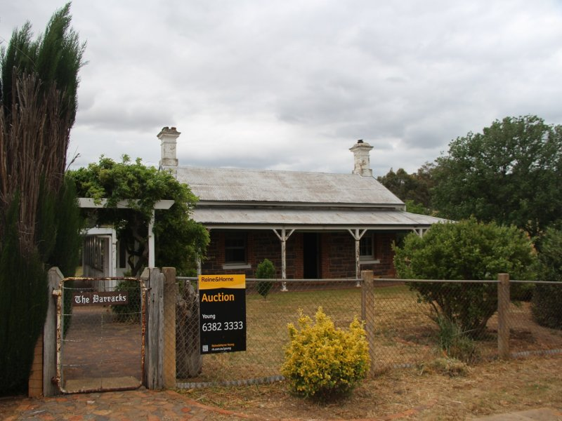 2244 Murringo Road, Murringo, NSW 2586