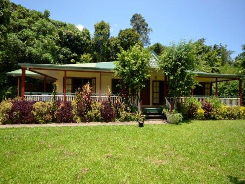 142 LOT 3 Old Forestry Road, Whyanbeel, Qld 4873