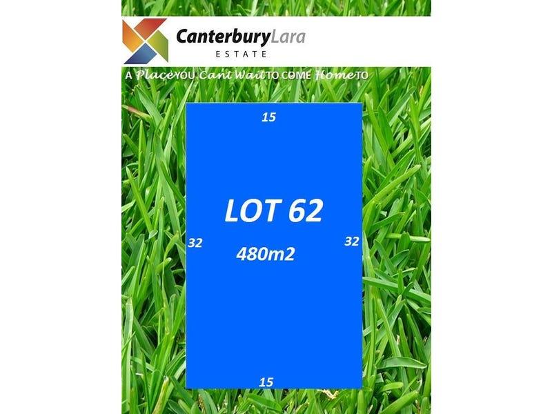 Lot 62  Canterbury Lara Estate, Lara, Vic 3212