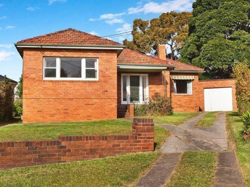 14 Vera Street, Eastwood, NSW 2122