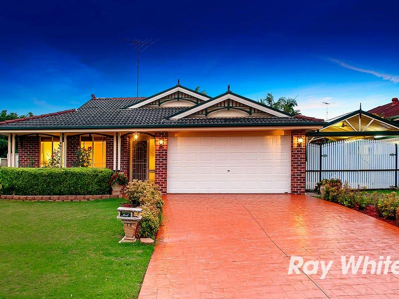 14 Crestview Ave, Kellyville, NSW 2155