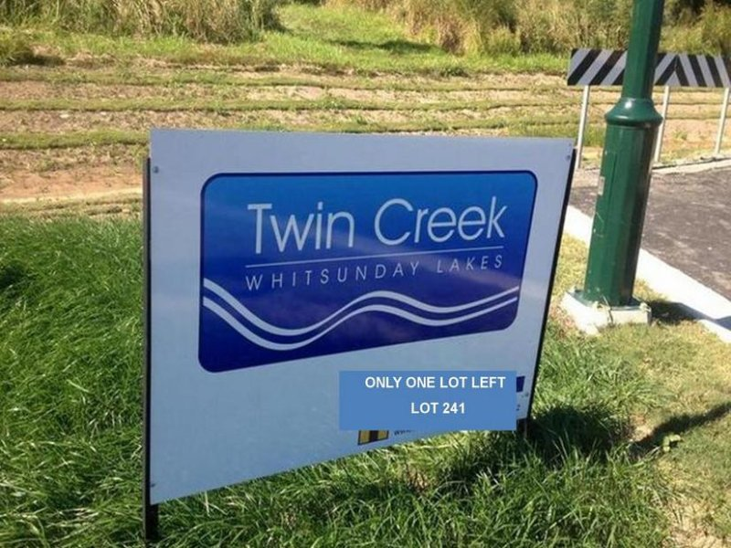 Lot 241 Twin Creek Court, Cannonvale, Qld 4802
