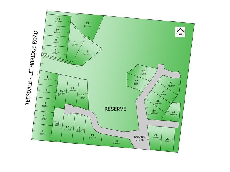Lot 10 Tawarri Estate, Teesdale, Vic 3328