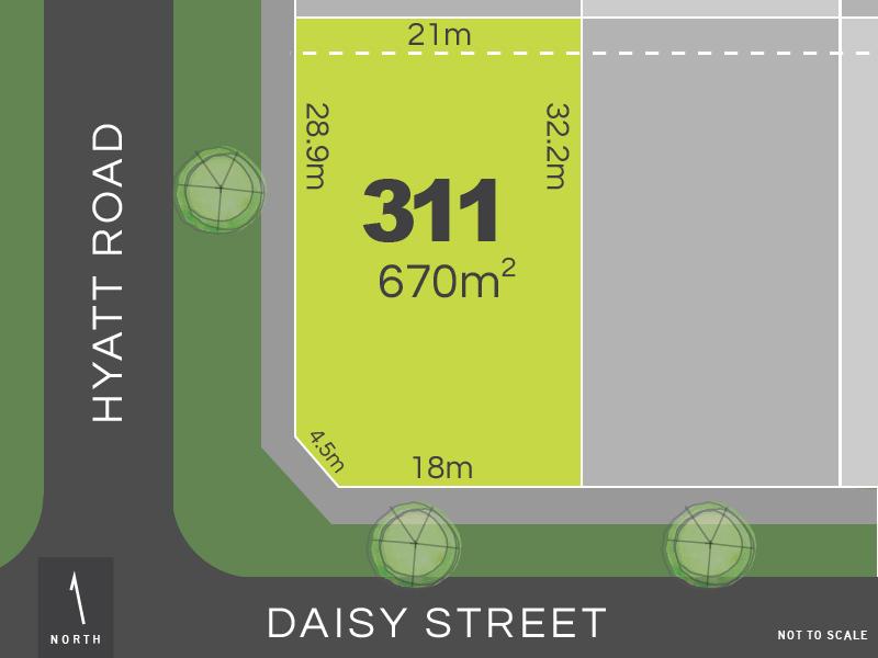 Lot 311, Daisy Street, Viewpoint, Huntly, Vic 3551