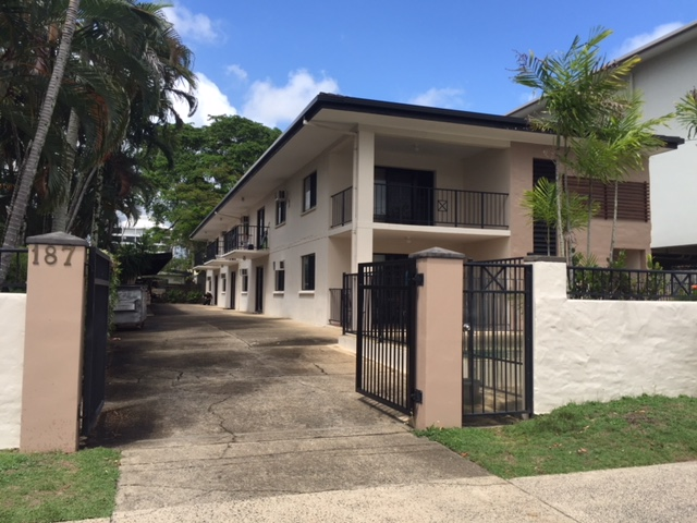6/187 LAKE STREET, Cairns City, Qld 4870