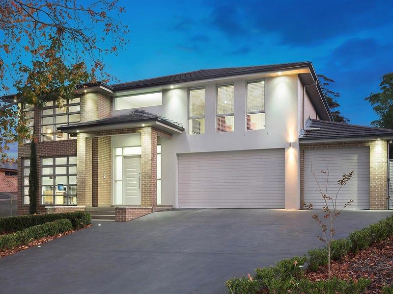 3 Greenvale Place, Castle Hill, NSW 2154