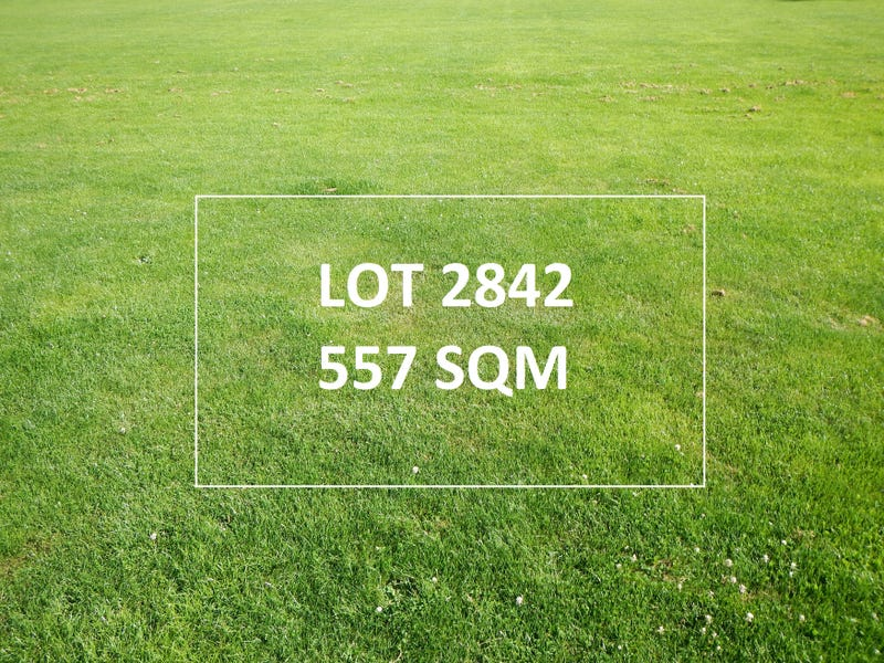 Lot 2842, Edwin Close, Manor Lakes, Vic 3024
