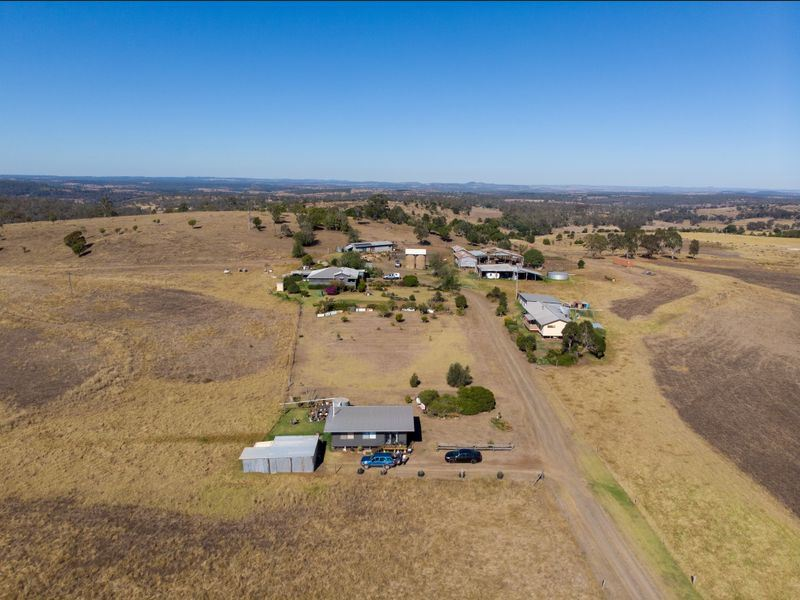 1009 Haden-Crows Nest Road, Haden, Qld 4353