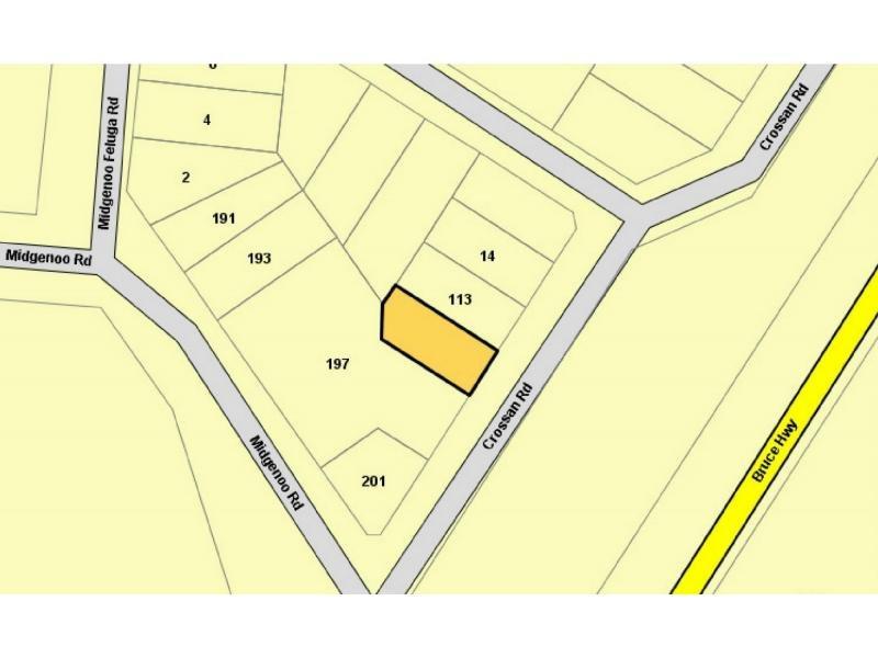 L112 Crossan Road, Midgenoo, Qld 4854
